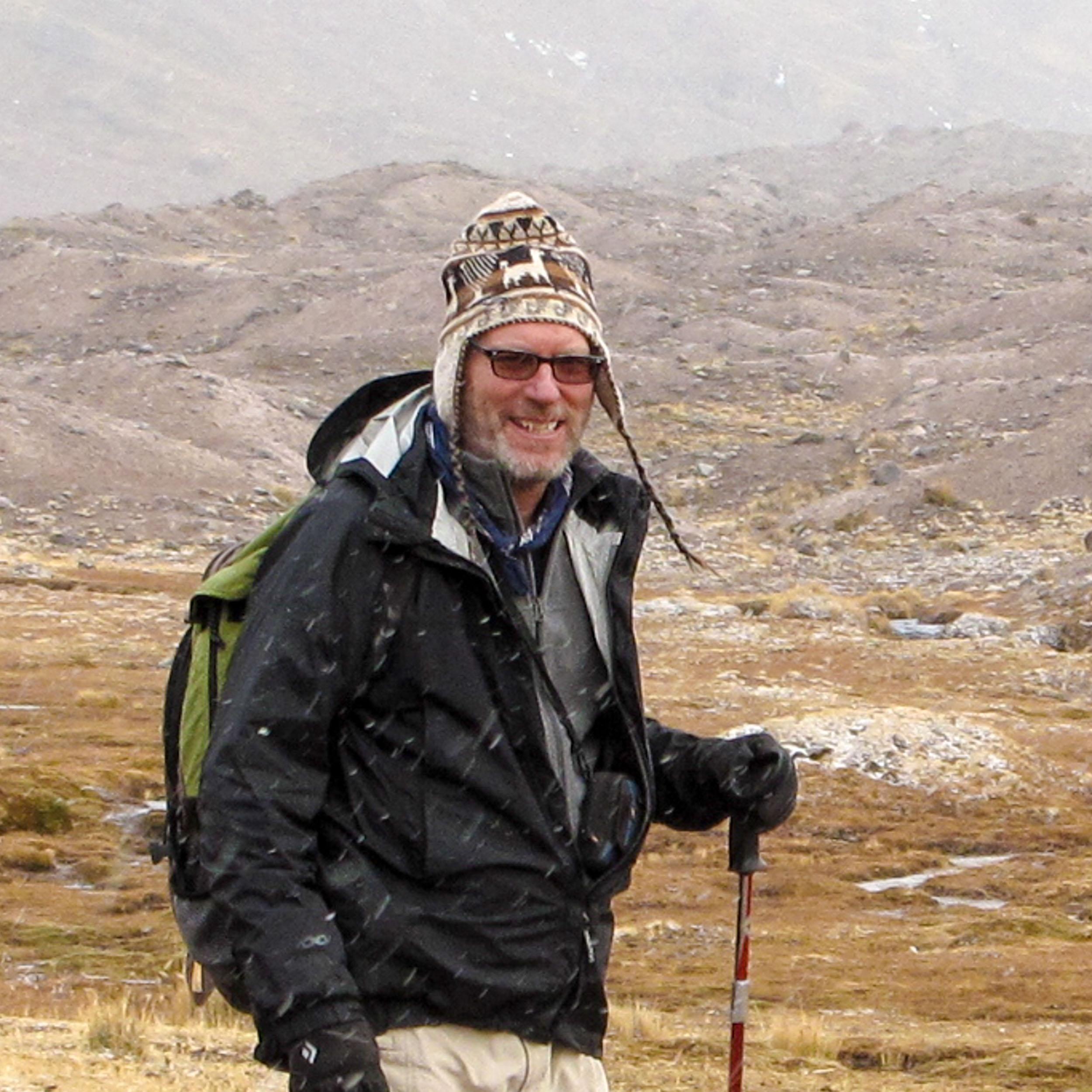Steve Schmidt, Ph.D.