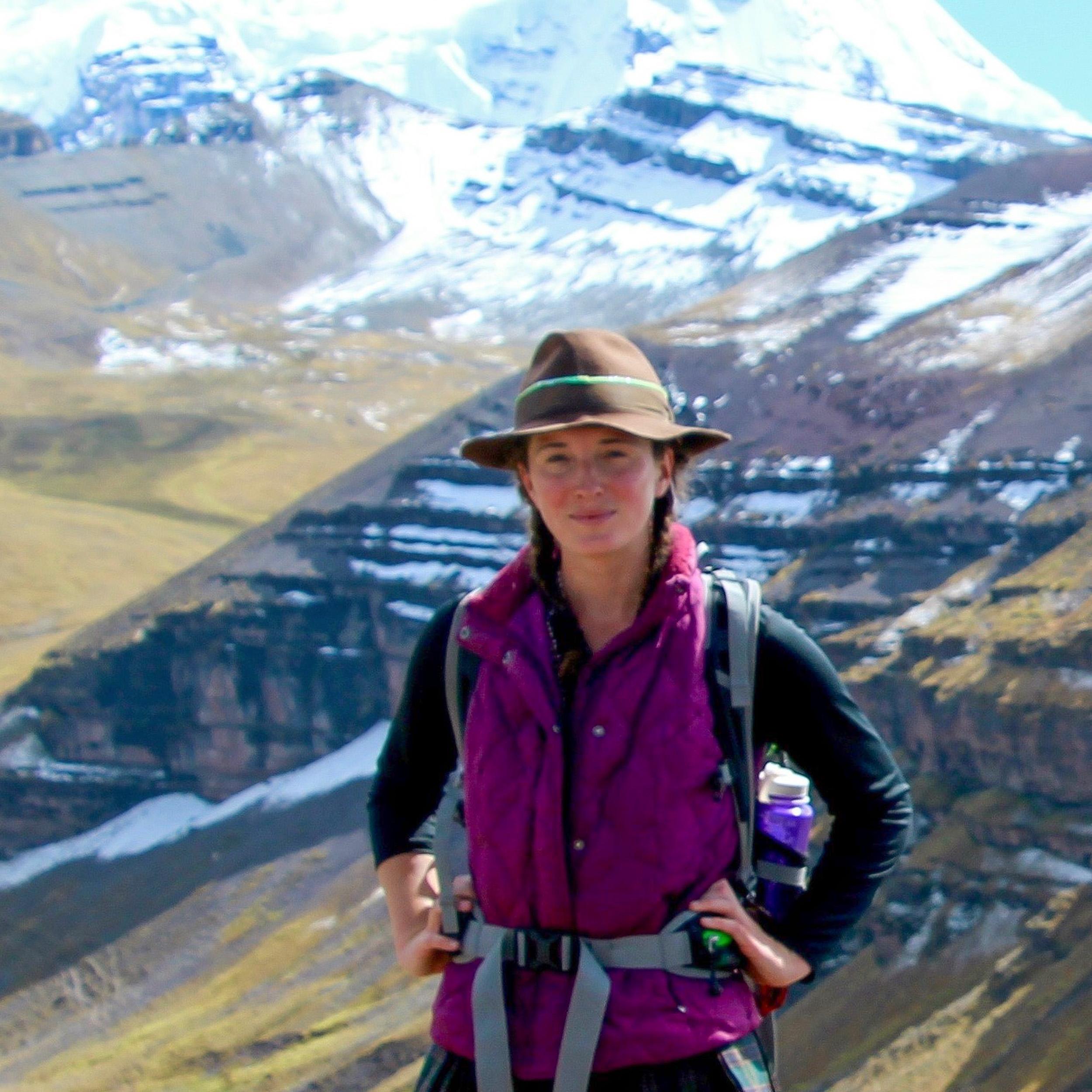 Allison Caine, Ph.D.